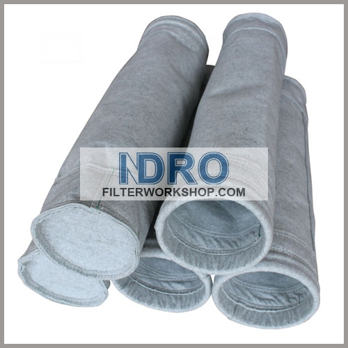 filter bags/sleeve used in coal pulverizing system of steel making plant