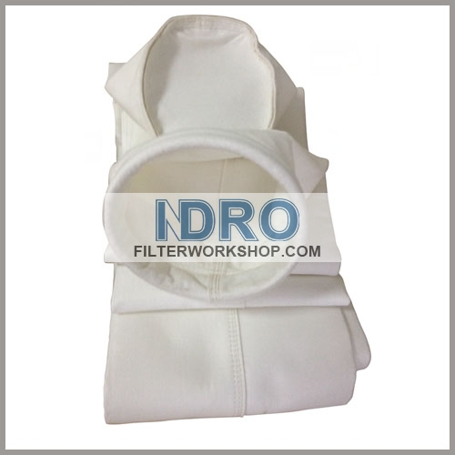 filter bags/sleeve used in Quarry crushing screening of building material industry