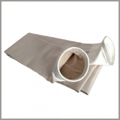 filter bags/sleeve used in dry removal of fluorine In Glass fiber furnace