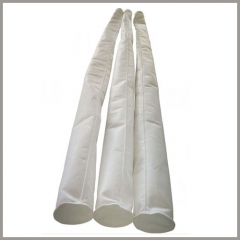 filter bags/sleeve used in fuming furnace /lead smelting