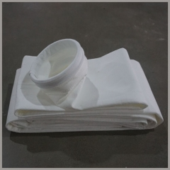 filter bags/sleeve used in cement clinker storage and transportation
