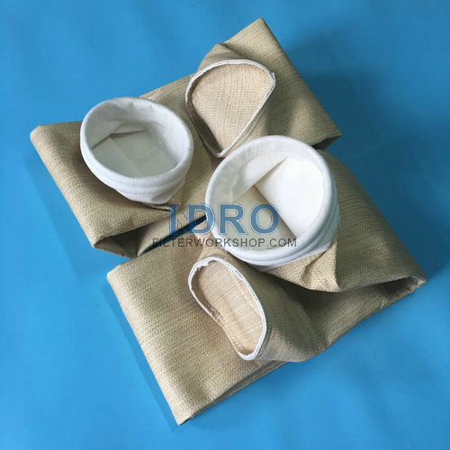 Nomex/Aramid Dust Collector Filter Bags/Sleeves