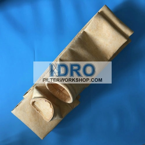 filter bags/sleeve used in shaft kiln of building materials industry