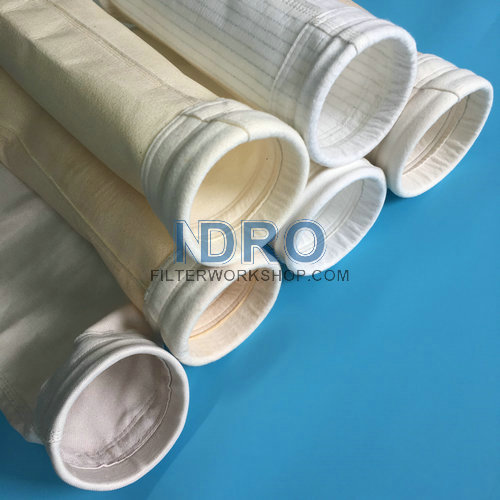 Industrial Dust Collector Filter Bag and Filtration Sleeve