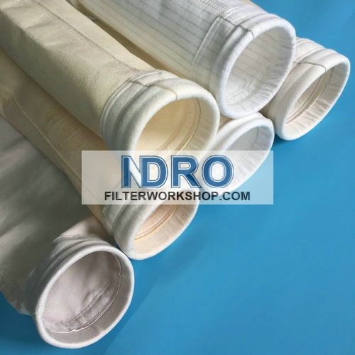 dust collector filter sleeve and bag