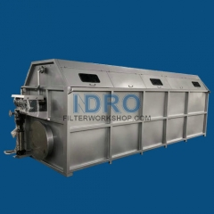 Stainless Steel High Precision Rotary Drum Filter