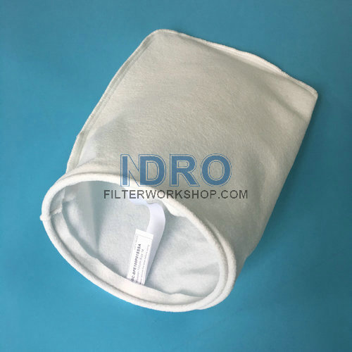 10 micron (µm) Polyester(PE) Felt Filter Bags