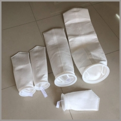 cloth filter bags for Polymer paint and coating